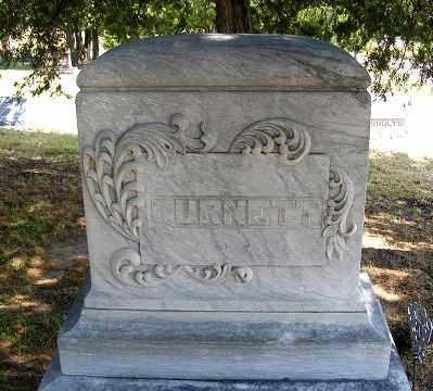 BURNETT, FAMILY - Frontier County, Nebraska   FAMILY BURNETT - Nebraska Gravestone Photos
