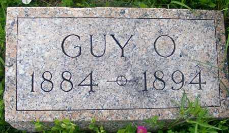 BURNS, GUY O. - Frontier County, Nebraska   GUY O. BURNS - Nebraska Gravestone Photos