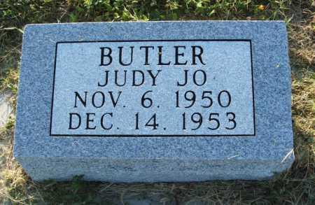 BUTLER, JUDY JO - Frontier County, Nebraska   JUDY JO BUTLER - Nebraska Gravestone Photos