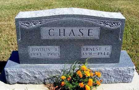 CHASE, JOYOUS I. - Frontier County, Nebraska | JOYOUS I. CHASE - Nebraska Gravestone Photos