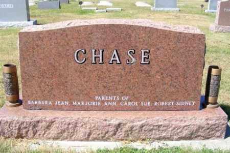 CHASE, FAMILY - Frontier County, Nebraska | FAMILY CHASE - Nebraska Gravestone Photos