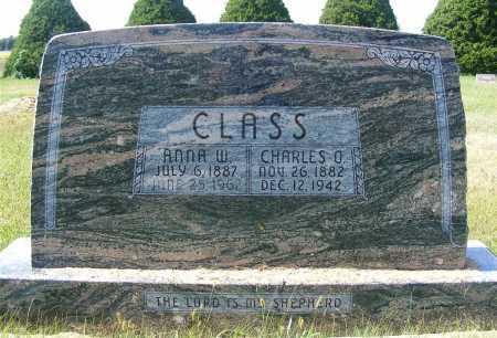 CLASS, CHARLES O. - Frontier County, Nebraska | CHARLES O. CLASS - Nebraska Gravestone Photos