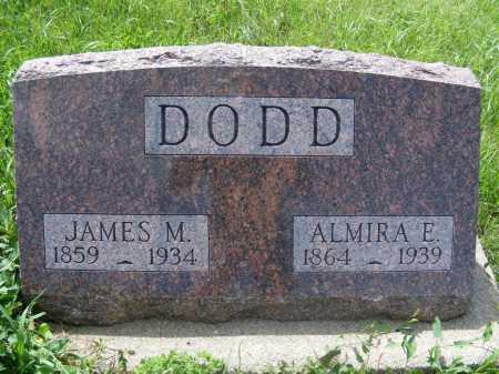 IRELAN DODD, ALMIRA E. - Frontier County, Nebraska | ALMIRA E. IRELAN DODD - Nebraska Gravestone Photos