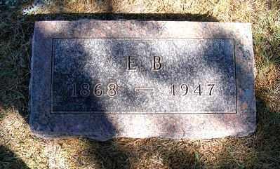 DOYLE, E. B. - Frontier County, Nebraska   E. B. DOYLE - Nebraska Gravestone Photos