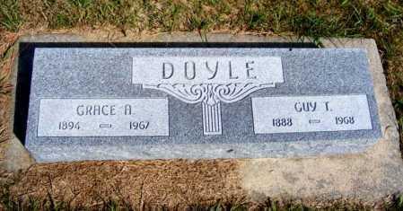 DOYLE, GUY T. - Frontier County, Nebraska | GUY T. DOYLE - Nebraska Gravestone Photos