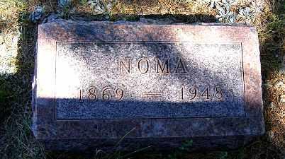 DOYLE, NOMA - Frontier County, Nebraska | NOMA DOYLE - Nebraska Gravestone Photos