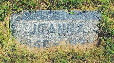 DIERDORFF DRYDEN, JOANNA - Frontier County, Nebraska   JOANNA DIERDORFF DRYDEN - Nebraska Gravestone Photos