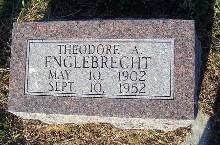 ENGLEBRECHT, THEODORE A. - Frontier County, Nebraska | THEODORE A. ENGLEBRECHT - Nebraska Gravestone Photos