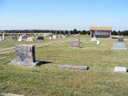 *EUSTIS EAST CEMETERY, DIRECTORY BUILDING & VIEW - Frontier County, Nebraska | DIRECTORY BUILDING & VIEW *EUSTIS EAST CEMETERY - Nebraska Gravestone Photos