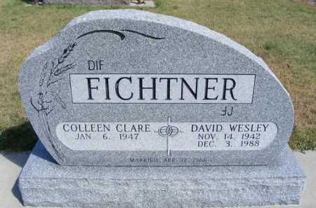 FICHTNER, COLLEEN CLARE - Frontier County, Nebraska   COLLEEN CLARE FICHTNER - Nebraska Gravestone Photos