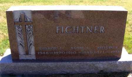 FICHTNER, MELVIN S. - Frontier County, Nebraska | MELVIN S. FICHTNER - Nebraska Gravestone Photos