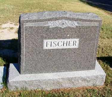 FISCHER, FAMILY - Frontier County, Nebraska | FAMILY FISCHER - Nebraska Gravestone Photos