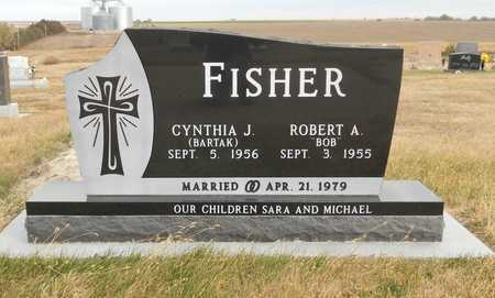 FISHER, CYNTHIA J. - Frontier County, Nebraska | CYNTHIA J. FISHER - Nebraska Gravestone Photos