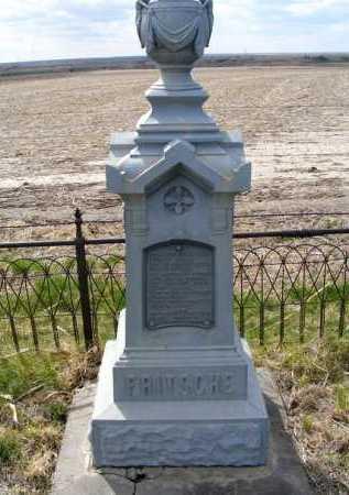 FRITSCHE, FAMILY - Frontier County, Nebraska | FAMILY FRITSCHE - Nebraska Gravestone Photos
