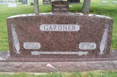 GARDNER, HOWARD C. - Frontier County, Nebraska | HOWARD C. GARDNER - Nebraska Gravestone Photos