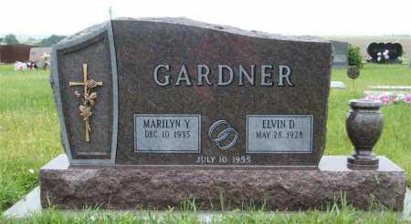 PEIRSOL GARDNER, MARILYN Y. - Frontier County, Nebraska | MARILYN Y. PEIRSOL GARDNER - Nebraska Gravestone Photos
