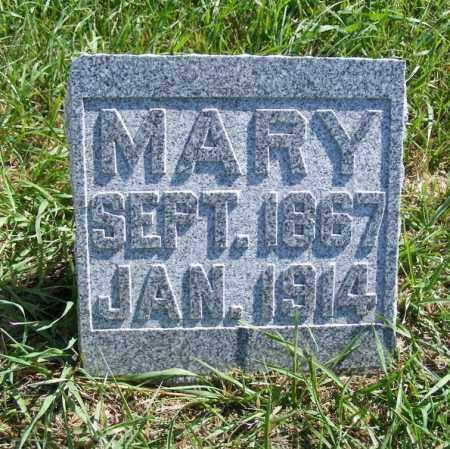 GAUGER, MARY - Frontier County, Nebraska | MARY GAUGER - Nebraska Gravestone Photos