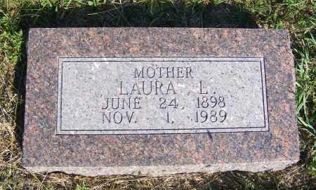 GENGENBACH, LAURA L. - Frontier County, Nebraska   LAURA L. GENGENBACH - Nebraska Gravestone Photos