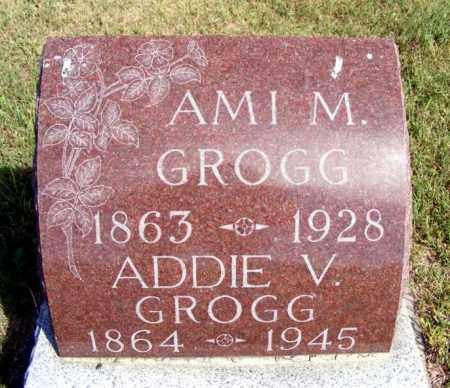 GROGG, AMI M. - Frontier County, Nebraska | AMI M. GROGG - Nebraska Gravestone Photos