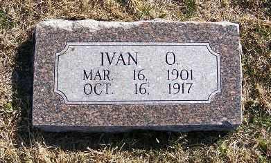 GUGELMAN, IVAN O. - Frontier County, Nebraska | IVAN O. GUGELMAN - Nebraska Gravestone Photos
