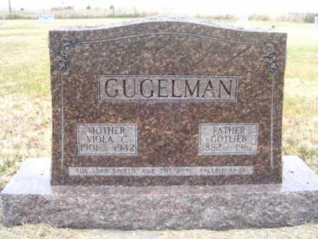 GUGELMAN, GOTLIEB - Frontier County, Nebraska | GOTLIEB GUGELMAN - Nebraska Gravestone Photos