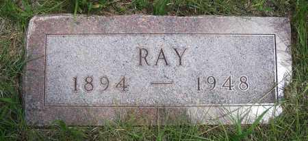 HARPER, RAY - Frontier County, Nebraska | RAY HARPER - Nebraska Gravestone Photos