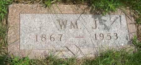 HARPER, WILLIAM J. - Frontier County, Nebraska   WILLIAM J. HARPER - Nebraska Gravestone Photos