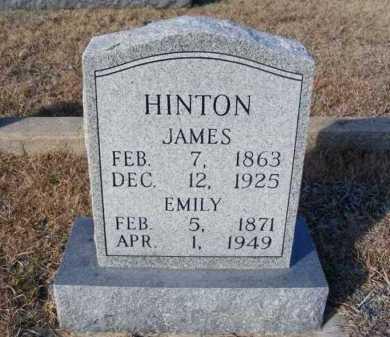 HINTON, EMILY - Frontier County, Nebraska | EMILY HINTON - Nebraska Gravestone Photos