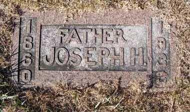 HINTON, JOSEPH H. - Frontier County, Nebraska   JOSEPH H. HINTON - Nebraska Gravestone Photos