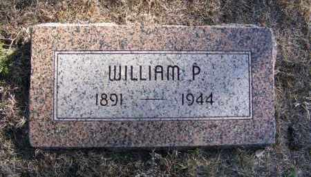 HINTON, WILLIAM P. - Frontier County, Nebraska | WILLIAM P. HINTON - Nebraska Gravestone Photos