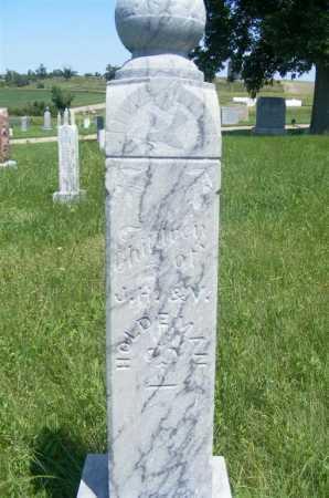 HOLDEMAN, EARL - Frontier County, Nebraska   EARL HOLDEMAN - Nebraska Gravestone Photos