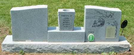 HOPPE, BACKSIDE (GENE & BETTY) - Frontier County, Nebraska | BACKSIDE (GENE & BETTY) HOPPE - Nebraska Gravestone Photos