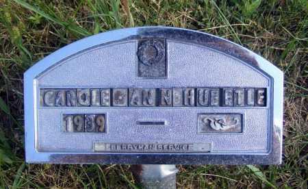 HUEFTLE, CAROLE ANN - Frontier County, Nebraska | CAROLE ANN HUEFTLE - Nebraska Gravestone Photos