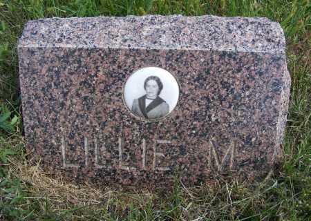 HUEFTLE, LILLIE M. - Frontier County, Nebraska | LILLIE M. HUEFTLE - Nebraska Gravestone Photos