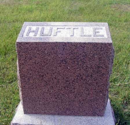 HUFTLE, FAMILY - Frontier County, Nebraska | FAMILY HUFTLE - Nebraska Gravestone Photos
