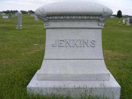 JENKINS, FAMILY - Frontier County, Nebraska   FAMILY JENKINS - Nebraska Gravestone Photos