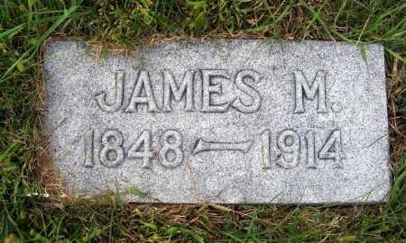 JENKINS, JAMES M. - Frontier County, Nebraska | JAMES M. JENKINS - Nebraska Gravestone Photos
