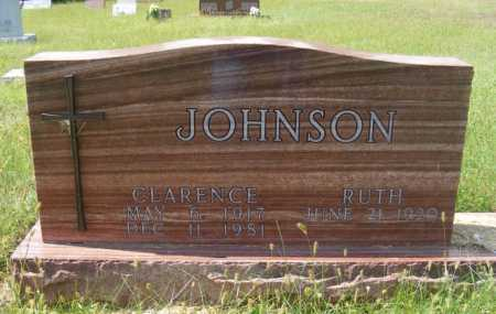 JOHNSON, RUTH - Frontier County, Nebraska | RUTH JOHNSON - Nebraska Gravestone Photos