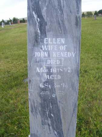 KENEDY, ELLEN - Frontier County, Nebraska | ELLEN KENEDY - Nebraska Gravestone Photos
