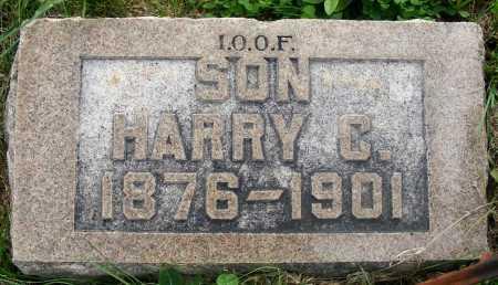 KITCHEN, HARRY C. - Frontier County, Nebraska   HARRY C. KITCHEN - Nebraska Gravestone Photos