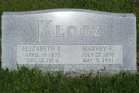 RICE KLOOZ, ELIZABETH R. - Frontier County, Nebraska | ELIZABETH R. RICE KLOOZ - Nebraska Gravestone Photos