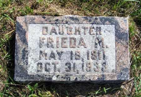 KOCH, FRIEDA M. - Frontier County, Nebraska | FRIEDA M. KOCH - Nebraska Gravestone Photos