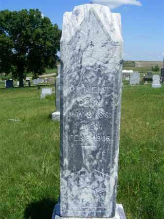 LEE, MRS. M.E. - Frontier County, Nebraska   MRS. M.E. LEE - Nebraska Gravestone Photos