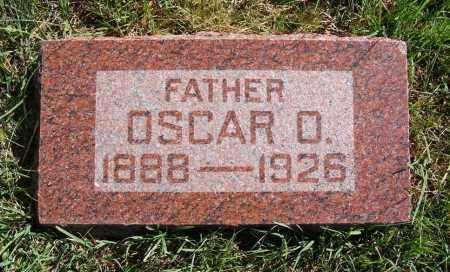 LEHMAN, OSCAR O. - Frontier County, Nebraska | OSCAR O. LEHMAN - Nebraska Gravestone Photos