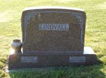 WEHRS LINDVALL, LOUISE - Frontier County, Nebraska | LOUISE WEHRS LINDVALL - Nebraska Gravestone Photos