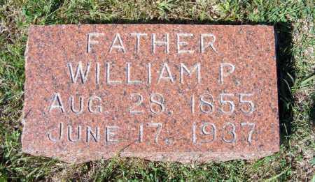 MALONEY, WILLIAM P. - Frontier County, Nebraska | WILLIAM P. MALONEY - Nebraska Gravestone Photos