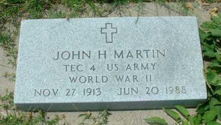MARTIN, JOHN H. (JACK) - Frontier County, Nebraska | JOHN H. (JACK) MARTIN - Nebraska Gravestone Photos