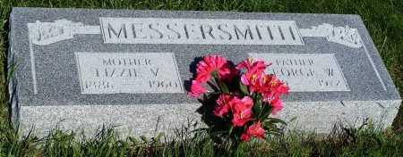 MESSERSMITH, GEORGE W. - Frontier County, Nebraska   GEORGE W. MESSERSMITH - Nebraska Gravestone Photos