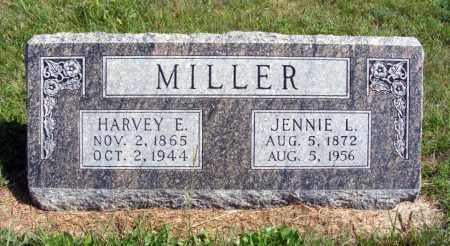 MILLER, HARVEY E. - Frontier County, Nebraska | HARVEY E. MILLER - Nebraska Gravestone Photos