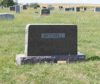 MITCHELL, FAMILY - Frontier County, Nebraska | FAMILY MITCHELL - Nebraska Gravestone Photos